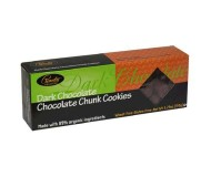 Organic Dark Chocolate Chunk Cookies [Case of 6]