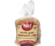 Katz Whole Grain Sandwich Roll
