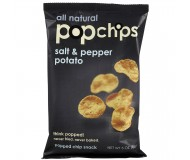 Popchips, Salt & Pepper, 5 Oz Bag