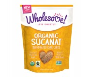 Fair Trade Certified Organic Sucanat (Sugar Substitute)