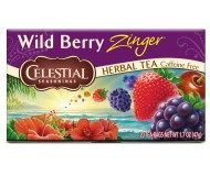 Wild Berry Zinger Herbal Tea