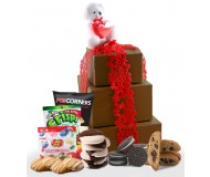 XOXO! Valentine's Day Gluten Free Gift Tower