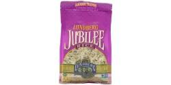 Lundberg Jubilee, Gluten Free Gourmet Rice Blend, 1 Lb. Bag (6 Pack)