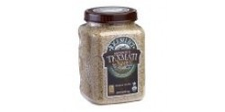Rice Select Organic Gluten Free Texmati Brown Rice, 1 Kg (4 Pack)