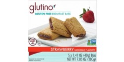 Glutino - Gluten Free Strawberry Breakfast Bars