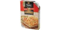 Thai Kitchen Thai Peanut Gluten Free Noodle Cart, 9.7 Oz [Case of 6]