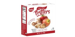 Katz Gluten Free Apple Fritter Bites, 7 Oz [Case of 6]