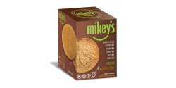 Mikey's Muffins Gluten Free English Muffins, Original, 8.8 Oz [4 Pack]