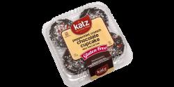 Katz Gluten Free Peppermint Crunch Chocolate Cupcakes, 10 Oz