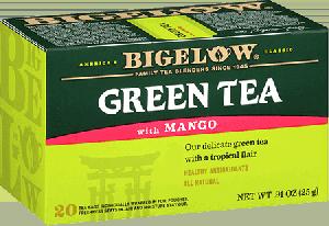 Bigelow Tea, Green Tea With Mango
