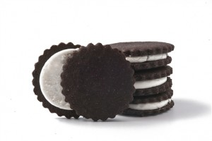 GlutenFreePalace.com Mini Pack Cookies, Chocolate Sandwich Cookies (2 Pack)