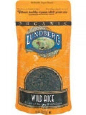 Lundberg Organic Wild Rice, 8 Oz