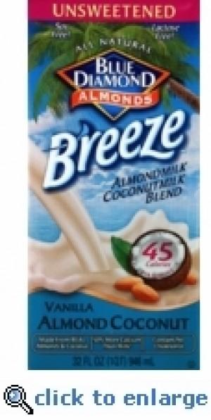 Almond Breeze Almond Coconut Blend, Vanilla Unsweetened