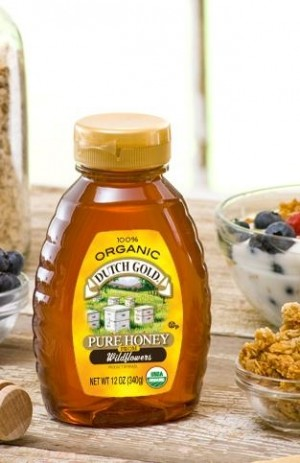 Dutch Gold Honey, Organic Pure Honey