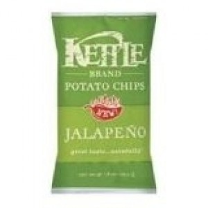 Kettle Foods Potato Chips, Jalapeno