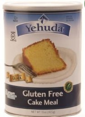 Yehudah Gluten Free Matzo Cake Meal (Case of 12)