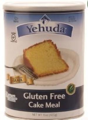 Yehuda Gluten Free Matzo Cake Meal (Case of 12)