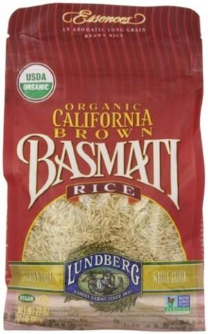 Lundberg Organic California Brown Basmati Rice