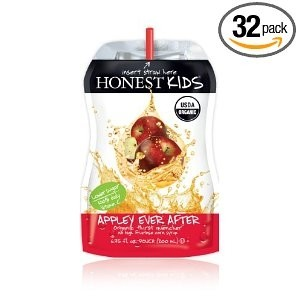 Honest Kids Drink Pouch, Appley Ever after