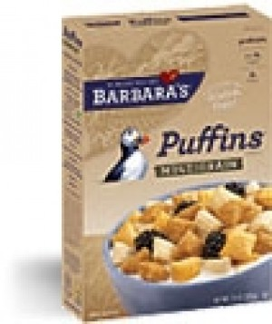 Barbara's Bakery Puffins Cereal, Multigrain [6 Pack]