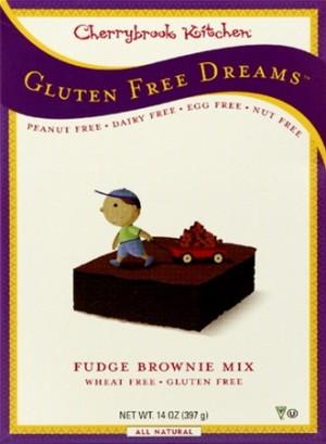 Gluten Free Dreams Fudge Brownie Mix [Case of 6]