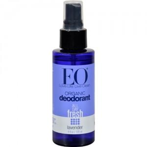 EO® Organic Deodorant Spray, Lavender - 4 fl oz