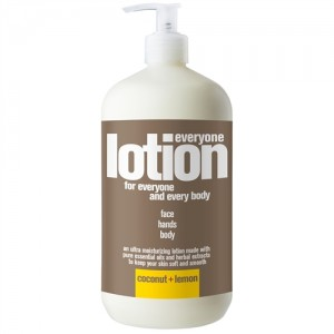 EO® Everyone Botanical 3-in-1 Lotion, Coconut and Lemon - 32 fl oz