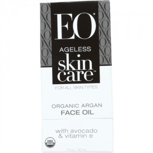 EO® Ageless Skin Care Organic Argan Face Oil, 1 Oz