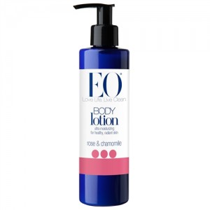EO® Everyday Body Lotion Rose and Chamomile 8 Oz