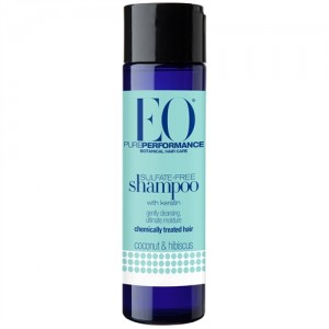 EO® Sulfate Free Shampoo with Keratin, Coconut and Hibiscus - 8.4 fl oz