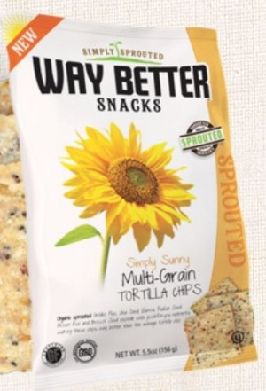 Way Better Snacks, Super Kosher Multigrain Tortilla Chips