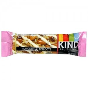 KIND Fruit & Nut,Bars Almonds & Apricot in Yogurt [Case of 12]
