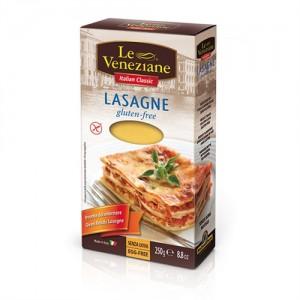 Le Veneziane Gluten Free Lasagne Sheets (12 Pack)