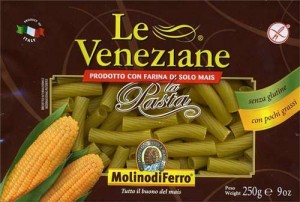 Le Veneziane Corn Pasta Rigatoni
