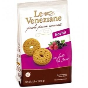 Le Veneziane GF Cookies With Berries