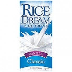 Rice Dream Classic, Vanilla, 32 Oz