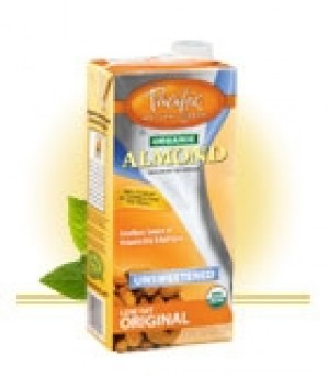 Pacific Foods Organic Almond Milk, Original Unsweetened