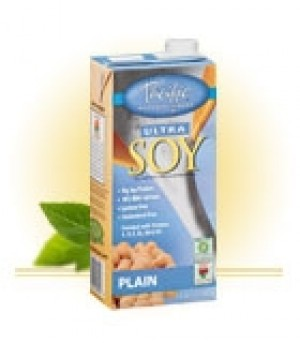 Pacific Foods Ultra Soy, Plain