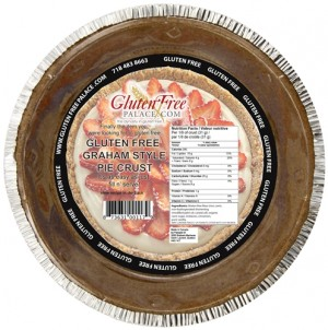 Gluten Free Graham Style Pie Crust, 8.8 Oz [Case of 6]