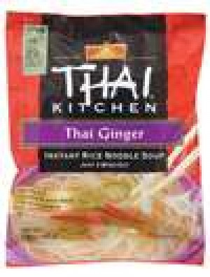 Thai Ginger Instant Rice Noodle Soup