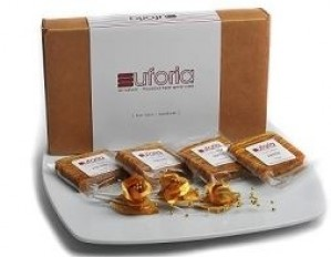 Euforia All Natural Gluten Free Thousand - Layer Cake, The Collection - 6 Individually Wrapped Cakes