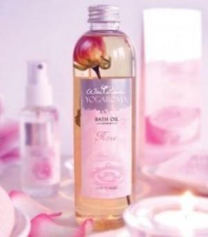 Wai Lana Yogaroma, Bath Oil - Rose