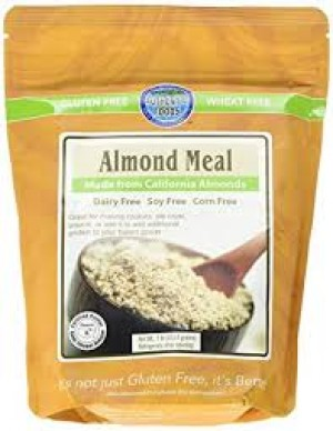 Authentic Foods Almond Meal, 1 lb