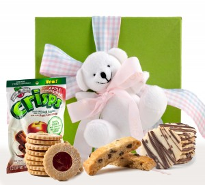It's a Girl! Gluten Free Gift Box