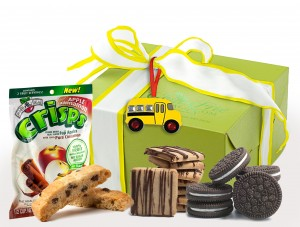 Lots Of Luck On The New School Year! Gift Box