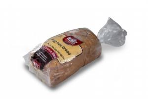 Katz Gluten Free Egg Free Bread, 18 Oz. (Case of 6)