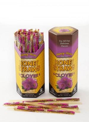 Honey Acres Honey Straws, Clover, 100 Straws