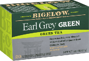 Bigelow Tea, Earl Grey Green Tea