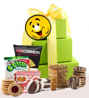Get Well Gift Tower
