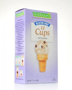 Goldbaum's Gluten Free Ice Cream Cone Cups